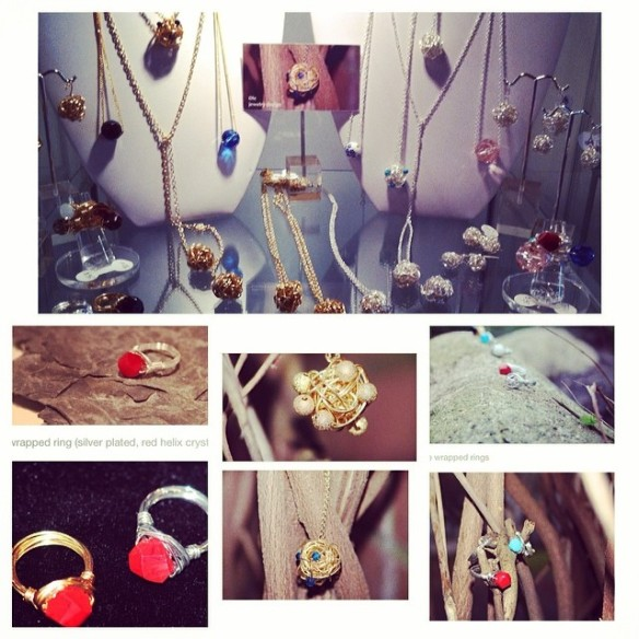 Ole Jewelry Designs at Chickadee